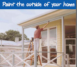 Paint the outside of your home