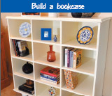 Build a bookcase