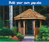 Build your own gazebo