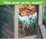 Make great garden compost
