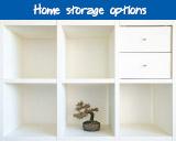 Home storage options