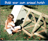 Build your own animal hutch