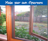 Make your own flyscreen