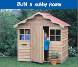 Build a cubby house